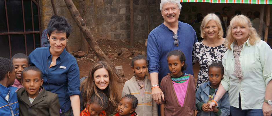 Changers of Commerce Founders Visit Ethiopia